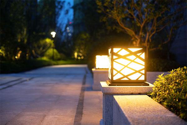 external light fittings